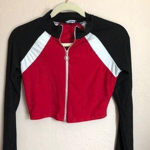 Fashion nova track suit